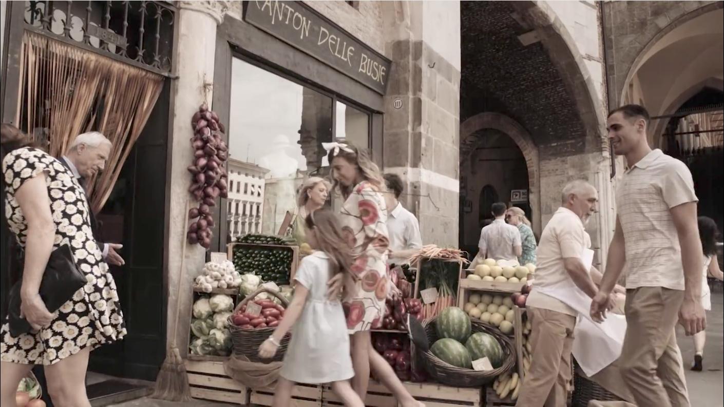 Alì Supermercati il tempo passa, la passione resta